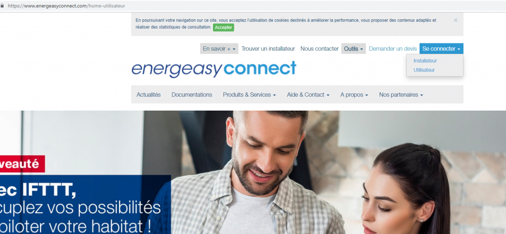 energeasy connect